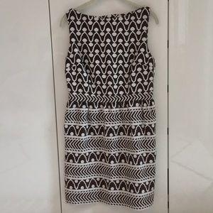 Beautiful! Milly sheath dress, so chic!